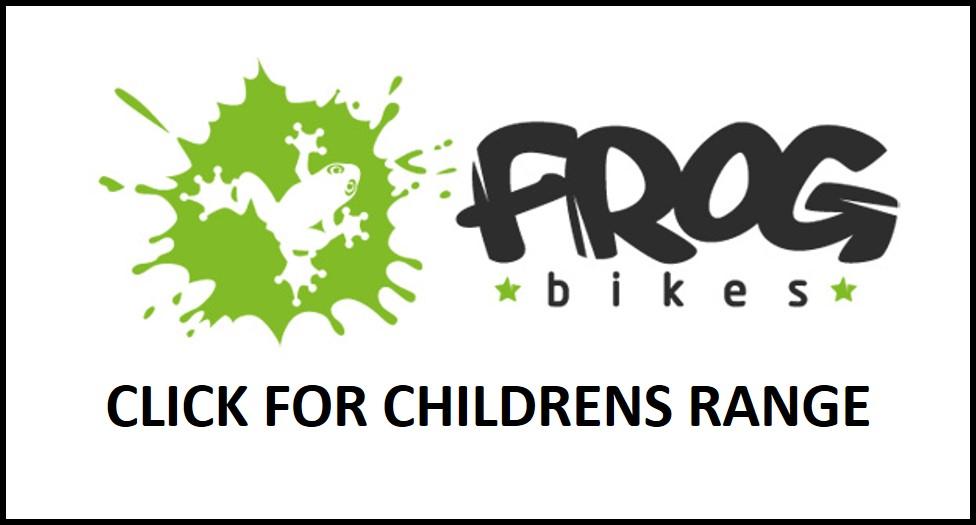 Northern Ride Frog Childrens Bikes