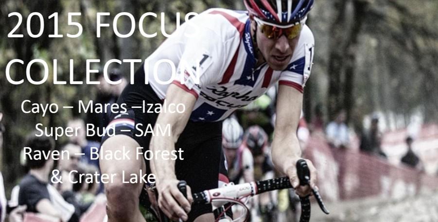 Focus Bikes 2015