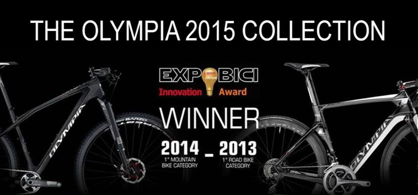 Olympia Bikes 2015